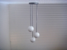 3 SPHERES HANGING/FLOOR LAMP