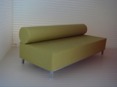TOOTSIE ROLL SOFA