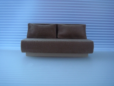 PLATFORM LOVE SEAT