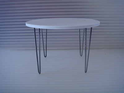 "4"" V-LEG DINING TABLE"