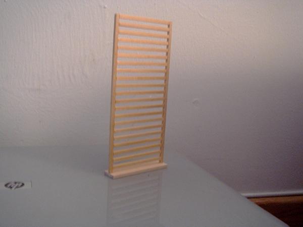 Slat Divider 1 Panel