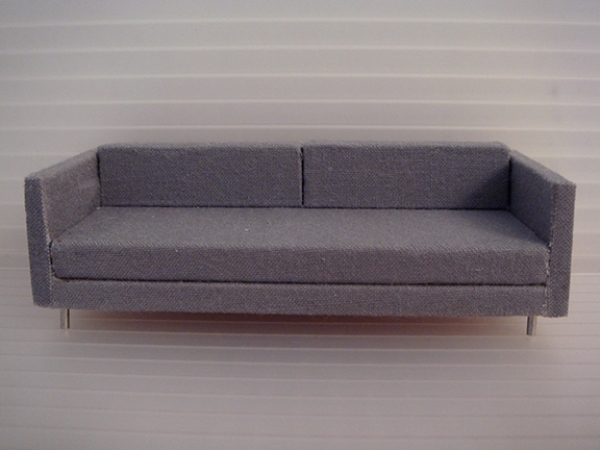 Nice 1 24 LONG LOW SOFA