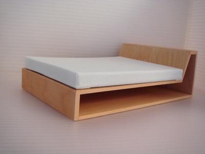 OPEN PLATFORM BED