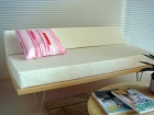 1:6 V-LEG DAY BED SOFA