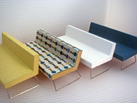 Dollhouse Sofas Modern Chairs Miniature Tables Mid Century Beds Contemporary Dressers Ottomans